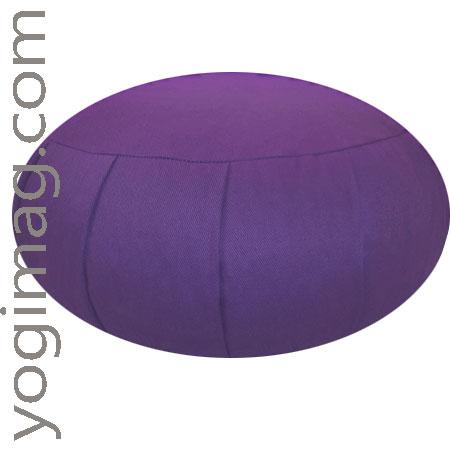 Choisir un zafu - le coussin de méditation pour méditer