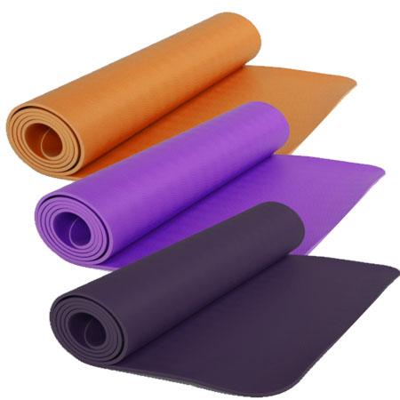tapis de yoga pour débutant