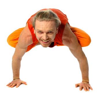 yoga pour les hommes
