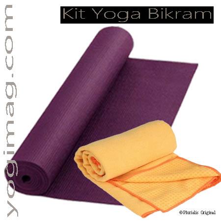 matériel yoga chaud