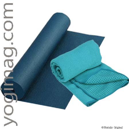 Matériel de yoga bikram