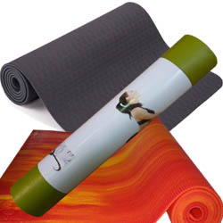 Tapis de yoga à Bordeaux