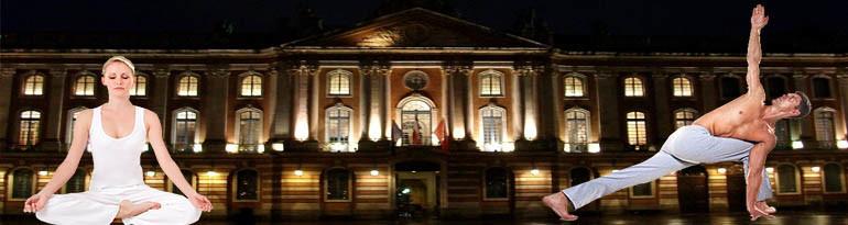 Yoga à Toulouse