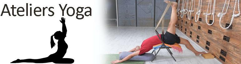Ateliers yoga Iyengar Ashtanga avec le maître Yogi Rajesh KUMAR