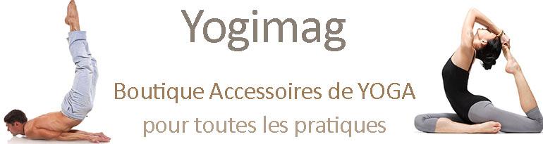 Boutique accessoires pour toutes les pratiques de yogas