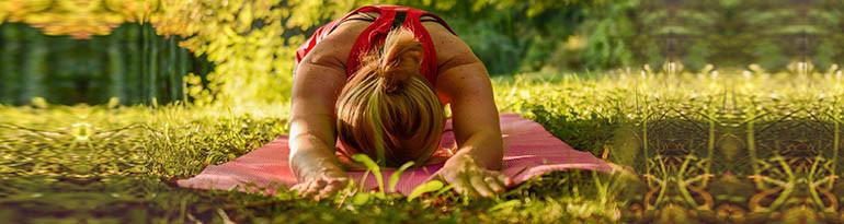 Green Yoga thérapie du développement personnel