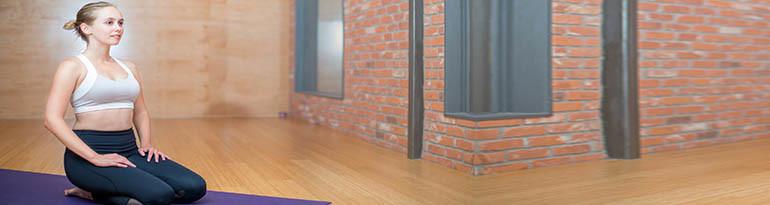 chaînes pour faire du yoga
