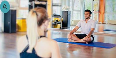pratique du yoga intérieure
