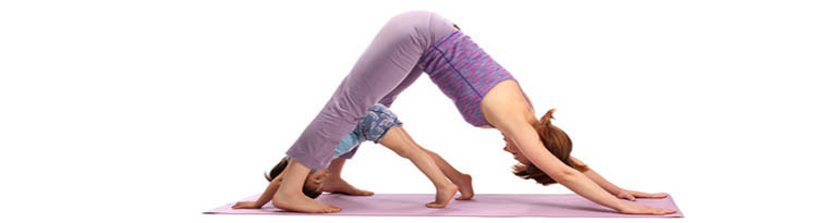 Matériel de yoga pour enfant