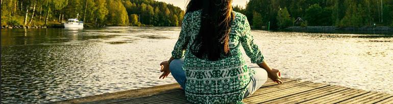3 postures de yoga anti-stress