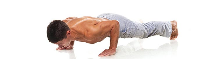 Postures de yoga pour les hommes