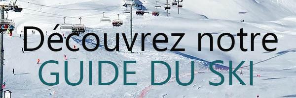 Découvrez le guide du ski