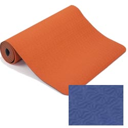 Tapis de yoga avec stries antidérapantes