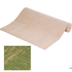 Revêtement d'un tapis de yoga en jute