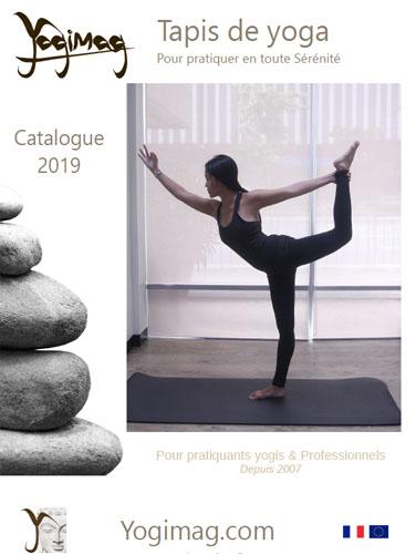 catalogue tapis de yoga
