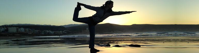 Postures yoga d'équilibre