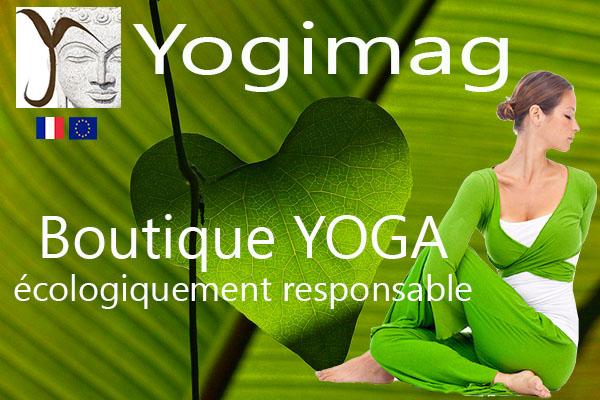 Boutique yoga écologique responsable