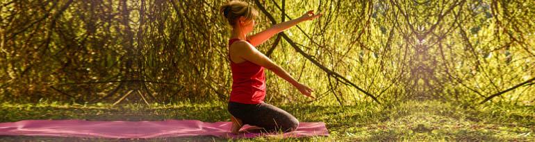 Chin mudra yoga méditation