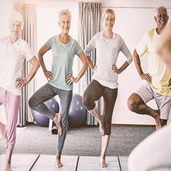 Yoga et santé sociale