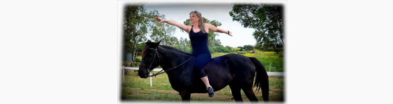 Yoga à cheval