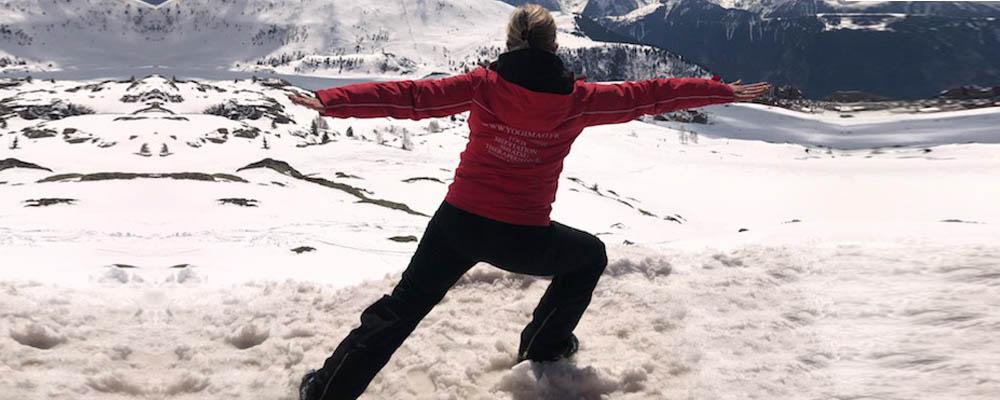 yoga et ski