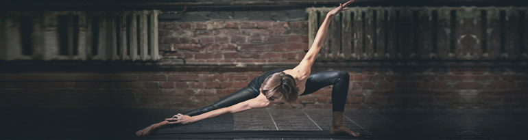 Voga = yoga + voguing