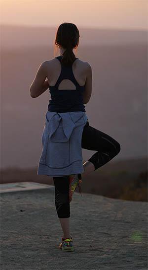 Yoga lâcher prise