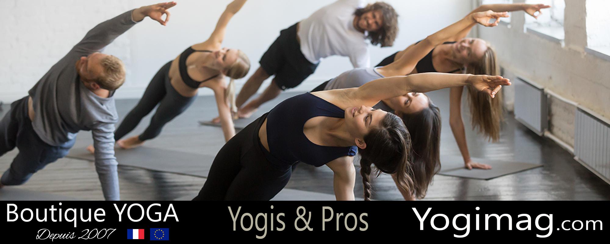 Boutique yoga yogi et pro Yogimag