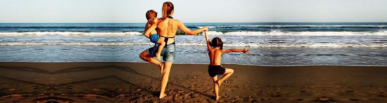 Yoga pour bébés et jeunes enfants