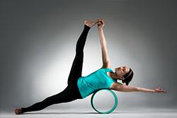 Crunch Yoga wheel