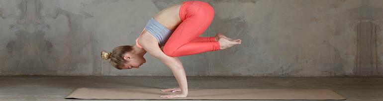 Choisir son tapis de yoga en liège