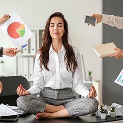 Faire de la méditation