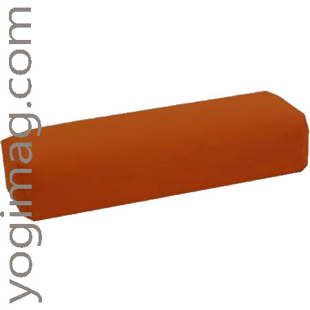 Bolster de yoga rectangulaire