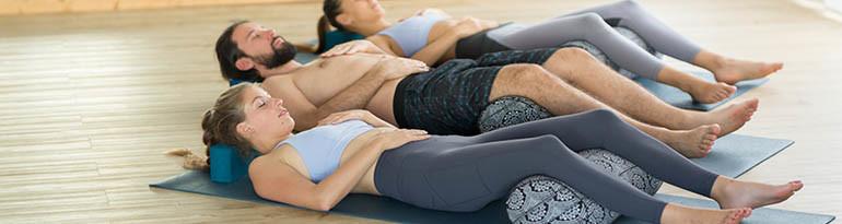 Bolster Yoga