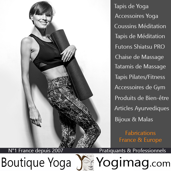 Boutique de yoga Yogimag