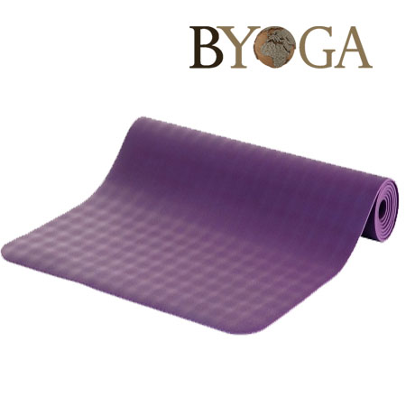 Tapis de warrior yoga Byoga