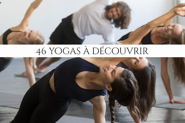 Découvrez 46 yoga dans l'article de presse Yogimag