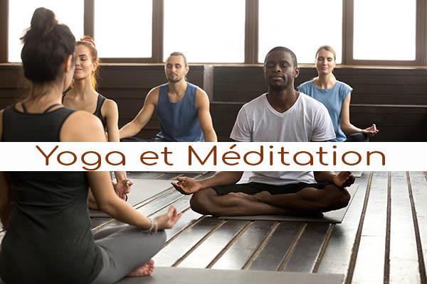 Articles de presse sur le yoga et la méditation