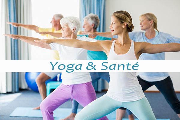 Articles de presse Yoga & Santé