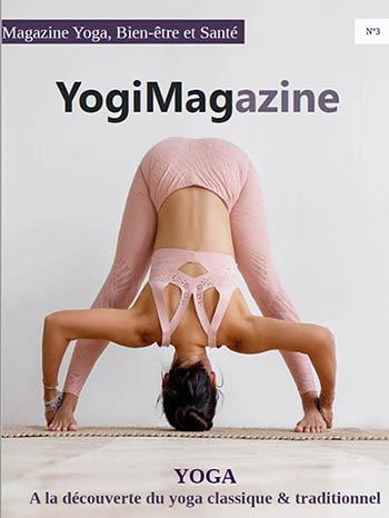 Devenez incollable sur le yoga avec le magazine de yoga Yogimagazine