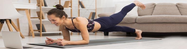 Yoga en ligne - Avantages et inconvénients des cours de yoga en ligne