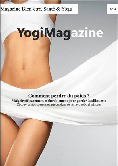 Magazine yoga sur la perte de poids
