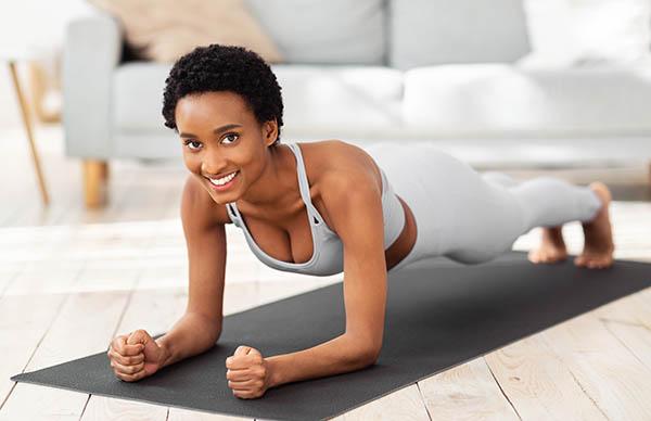 Position perte de poids pour débutant