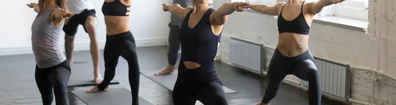Les styles de cours de yoga