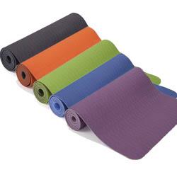 Soldes tapis de yoga