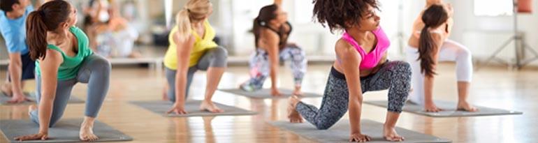 Les cours de yoga reprennent à la rentrée